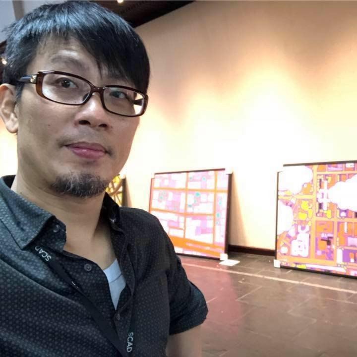 身兼「台大系統文化基金會」董事的台師大教授許和捷(見圖)出席兩岸媒體人北京峰會,今基金會否認派代表與會。(圖擷取自許和捷臉書)