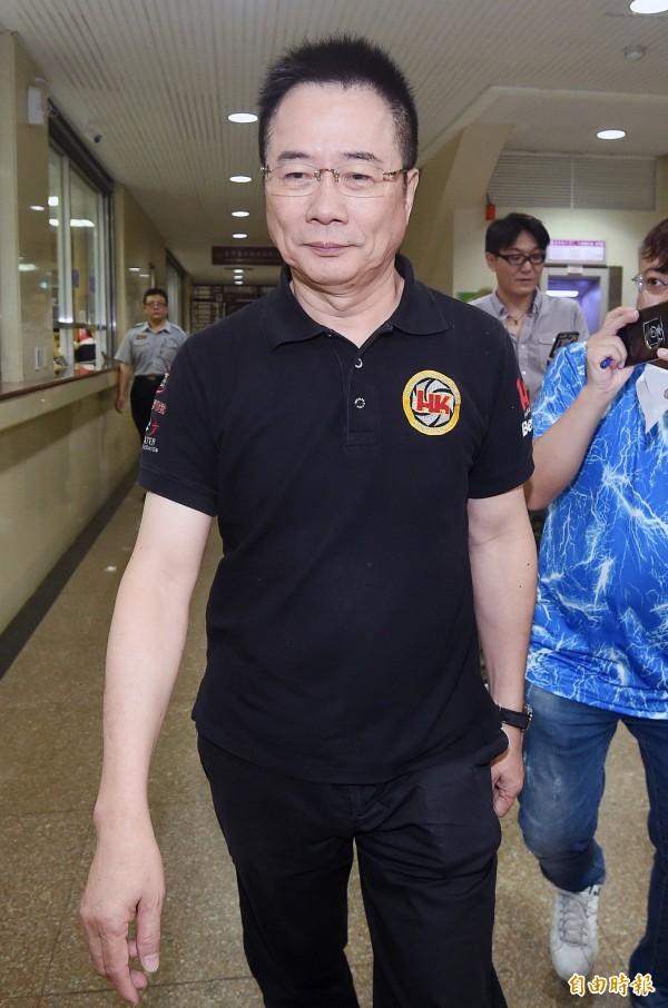 前立委蔡正元雖然是國民黨,最近卻經常批評藍營人士。(資料照)