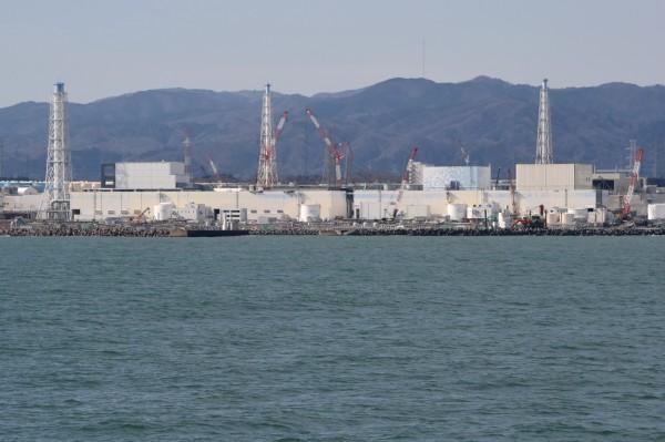 日本福島第一核電廠2011年因311大地震引發嚴重核災。(法新社)