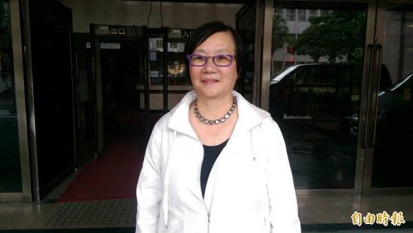有媒體報導指出,國民黨立委羅淑蕾將可能參選台北市中山、松山區立委。(資料照,記者謝君臨攝)