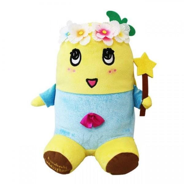 船梨精是從日本紅到國外的吉祥物。(取自臉書)
