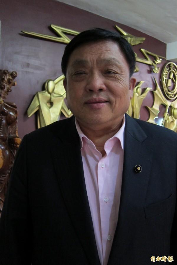 新北市議員蔡錦賢。(資料照)