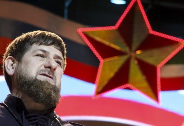 當局否認迫害同志的情況存在,表示在車臣境內沒有同性戀。圖為車臣地區領導人拉姆贊·卡德羅夫(Ramzan Kadyrov)。(法新社)