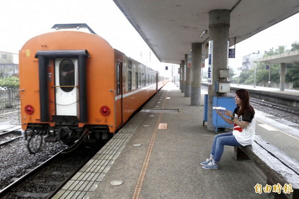 台鐵的福隆月台便當成絕響?!(資料照)