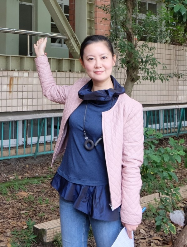 台北市議員吳思瑤(資料照,記者盧姮倩攝)