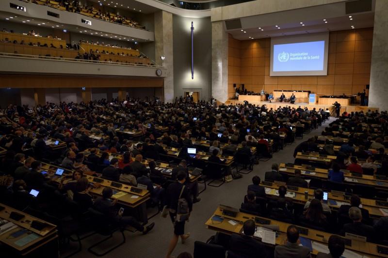 世界衛生大會(WHA)將於5月底登場,繼日前美國、英國表態支持台灣參與,歐盟方面也對此表示支持。(資料照,法新社)