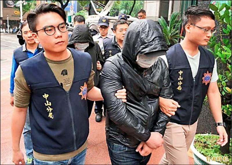 涉嫌押人的徐姓男子。(資料照)