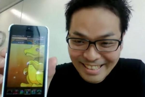日本超人氣手機遊戲龍族拼圖(Puzzle & Dragon)製作人山本大介,疑涉兒童買春案。(圖擷取自PAD BLOG)