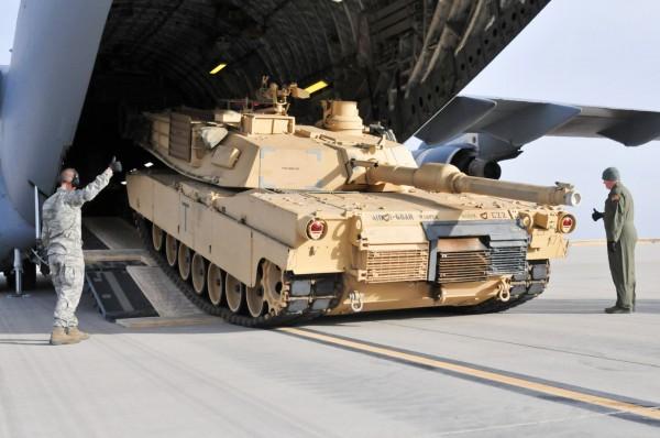 不只買M1A2戰車,陸軍還提出這9項武器採購案。圖為M1A2戰車。(美國陸軍網站)