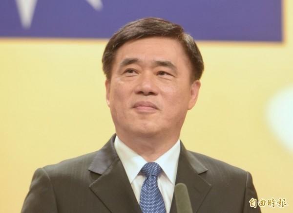 國民黨副主席郝龍斌日前率團前往中國統戰平台「海峽論壇」。(資料照)
