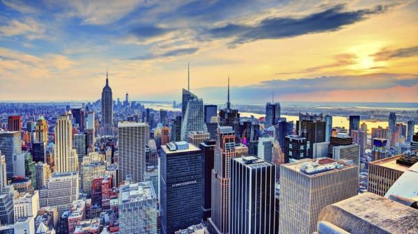 美國紐約(New York City)。(圖擷自BuzzFeed)