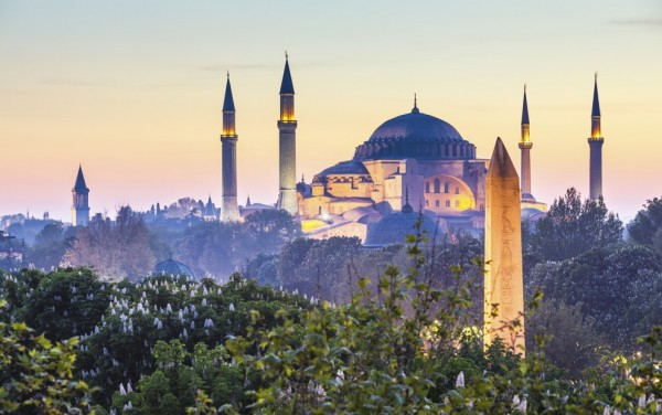 土耳其伊斯坦堡(Istanbul)。(圖擷自BuzzFeed)