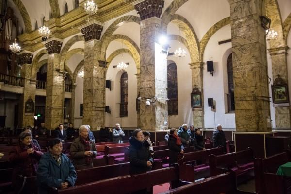 外媒直言:「縱使諂媚能得到回報,梵蒂岡對中國政府的綏靖政策也會給自己以及世界其他國家帶來巨大的負面影響。」(歐新社)
