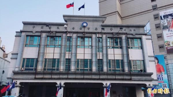法院陸續查封國民黨屏東縣黨部、嘉義市黨部遭查封,預計今還有台南市黨部也被查封。(資料照)