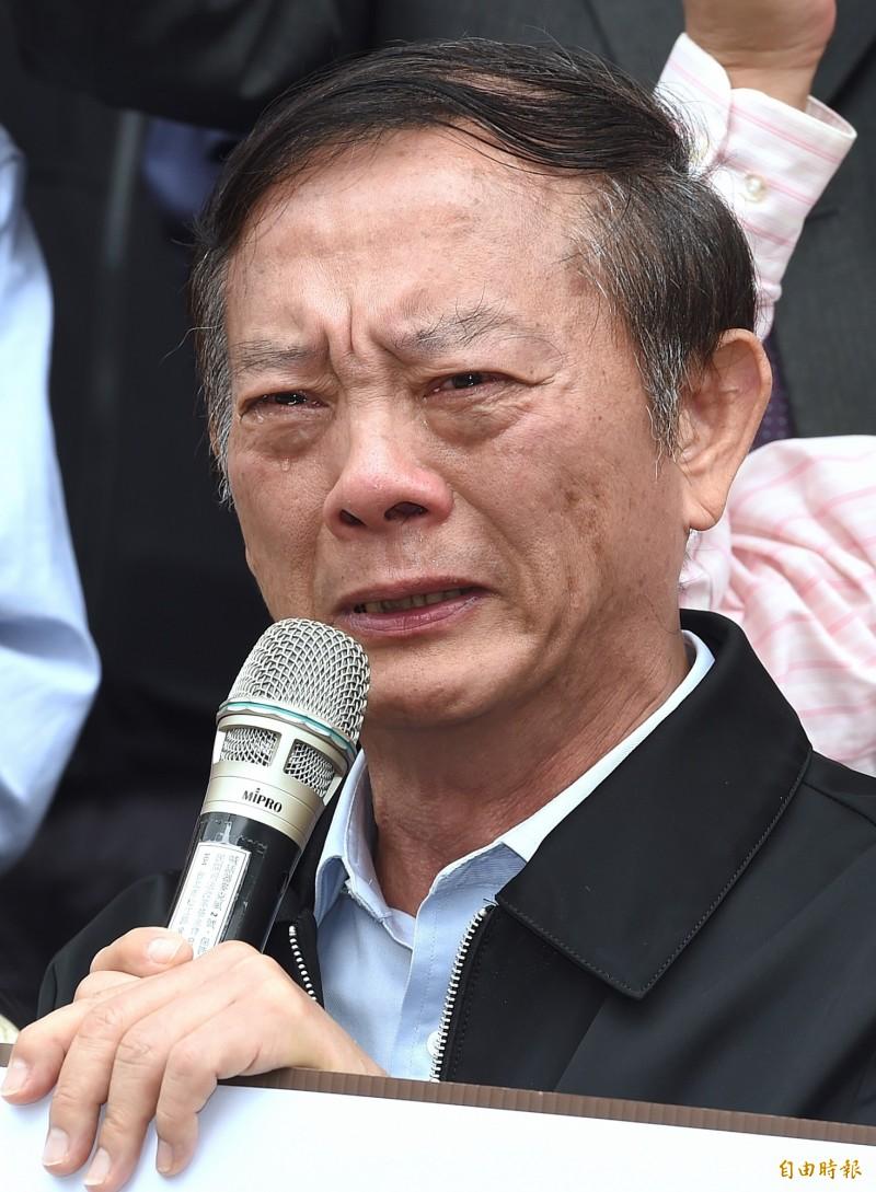「真相不明,死不瞑目!」王隆昌盼非常上訴