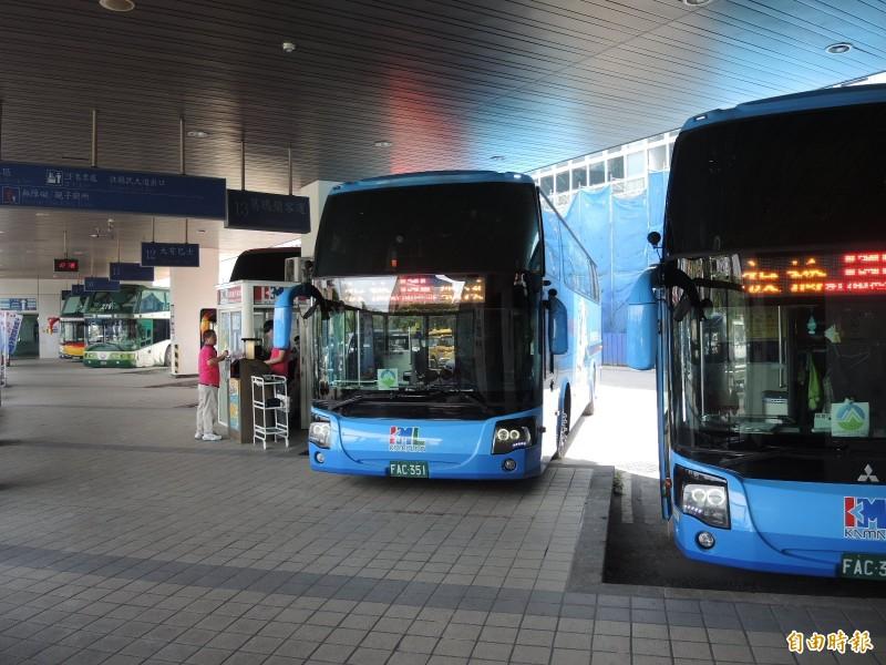 交通部核定公路客運漲17.17%,但將採補貼方式幫民眾負擔。(資料照,記者翁聿煌攝)