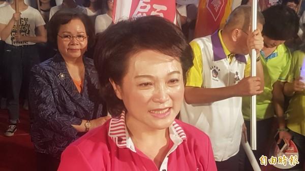 嘉義市議長蕭淑麗。(資料照)