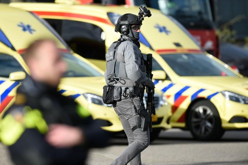 荷蘭電車槍擊案3死9傷 全城大搜捕逮到1名凶手