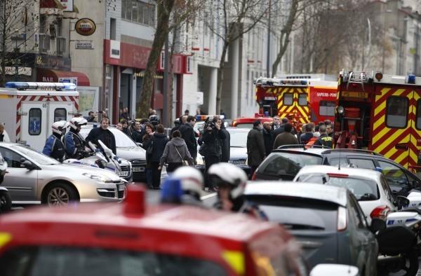 法國2015年曾發生多起恐怖攻擊,造成逾百人死亡。(路透檔案照)