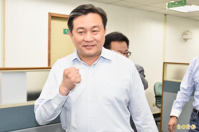 民進黨立委王定宇。(資料照)