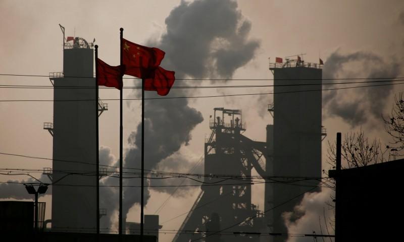最新科學研究發現,證實破壞臭氧層的的化學物一氟三氯甲烷(CFC-11),2013年以來在中國東北部大量排放。(路透資料照)
