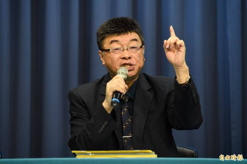前國民黨立委邱毅(見圖)表示,「我就是在台灣的中國人」,嗆台獨人士有能耐的話就來抓他。(資料照)