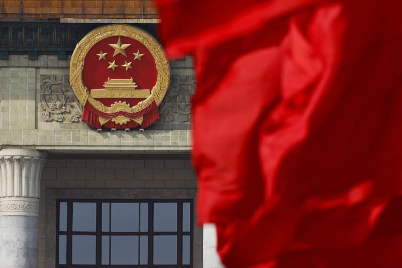 中國昨日在香港818遊行之際,突然公布深圳「中國特色社會主義先行示範區」建設計畫,時機敏感引起外界猜想。(美聯社)