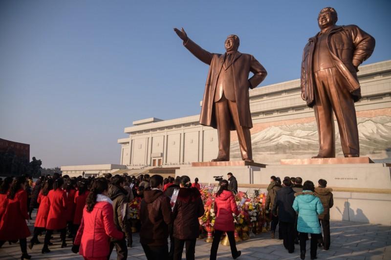 北韓官員因違法隔離規定,遭軍法處置。(法新社)