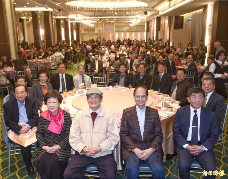 台灣聯合國協進會今年也將再度組團赴瑞士日內瓦向世界衛生組織(WHO)、聯合國,表達台灣想加入聯合國訴求,今晚舉辦募款餐會。(記者方賓照攝)