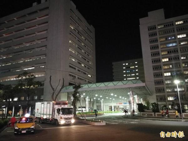 林口長庚醫院爆發院內麻疹感染。(資料照)