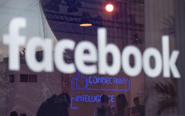 臉書日前宣布,將出資協助台灣媒體觀察教育基金會展開網路媒體可信度研究。(法新社)