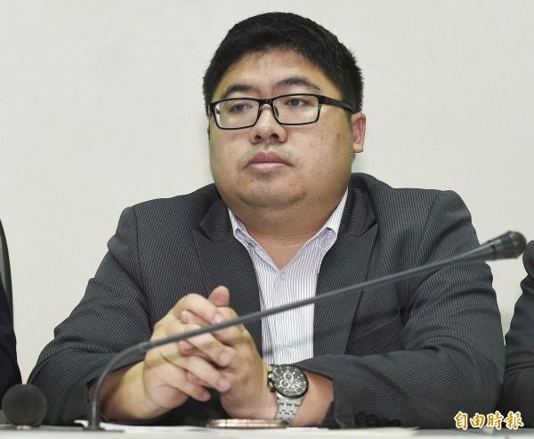 立委蔡易餘表示,他反對把蒙藏會併到陸委會,因為這樣對蒙古國很不尊重。(資料照,記者陳志曲攝)