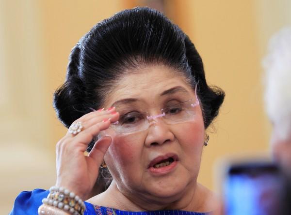 伊美黛遭菲律賓法院重判42年。(路透)