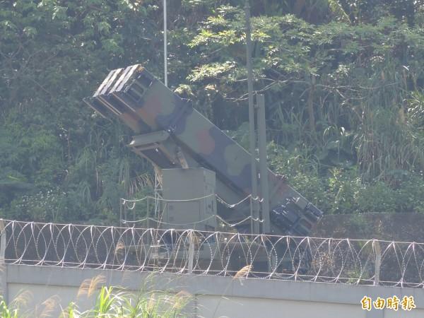 網媒指出,謝嘉康共諜案恐涉及愛國者三型飛彈,令美方相當著急。(資料照,記者翁聿煌攝)