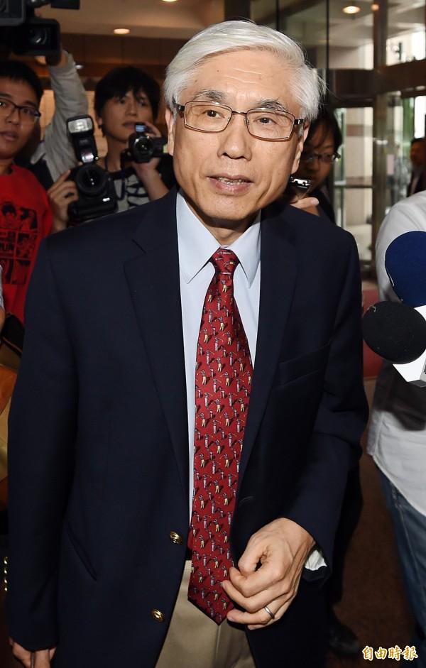 準衛福部長林奏延,將代表政府出席世界衛生大會(WHA)。(資料照,記者廖振輝攝)