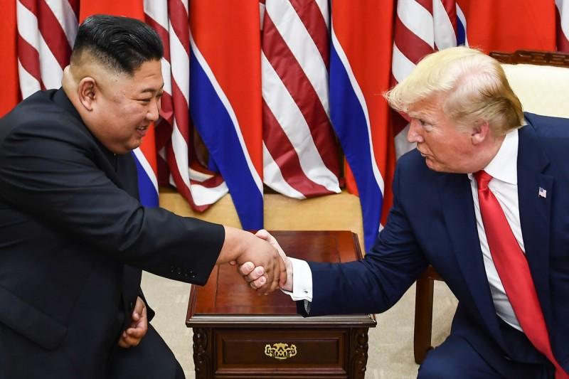糗!川普稱收到金正恩「美好的信」 北韓打臉:最近都沒寄- 國際- 自由時報電子報
