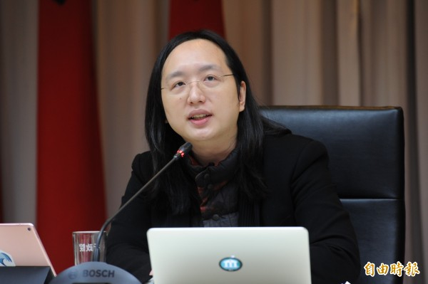 行政院數位政委唐鳳。(資料照)