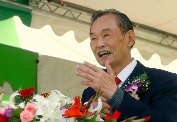 自由報系創辦人林榮三先生,於11月28日下午因腫瘤併發心肺衰竭,於下午2時30分在家安詳辭世。(本報資料照)