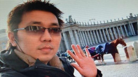 揚昇高爾夫球場小開許浚緯民國101年底在北市夜店遭痛毆,送醫後一度命危,但最後被幸運救回,嫌犯闕毅航(見圖)因與被害許男達成和解,遂獲撤告。(圖擷取自臉書)