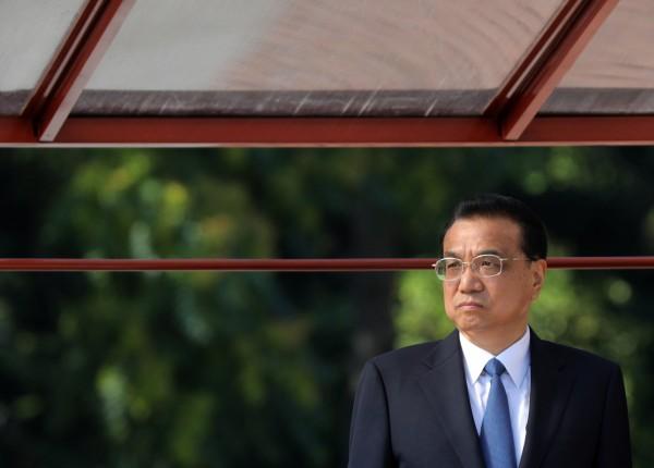 中國總理李克強赴中東歐訪問,被指沒有「中國老大」姿態。(路透)