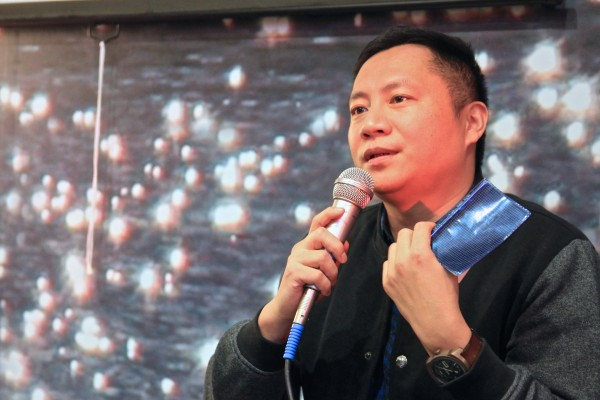 中國民運人士王丹缺少回美證,移民署不同意讓他返台就醫。(資料照,記者彭健禮攝)