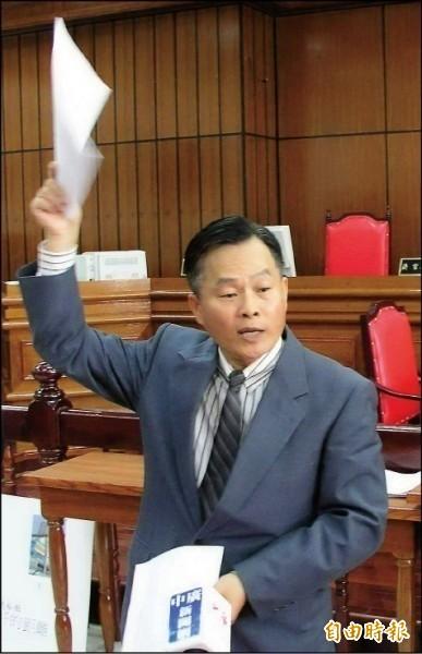 台北高等行政法院法官陳鴻斌在性騷擾案判決前已退休。(資料照)