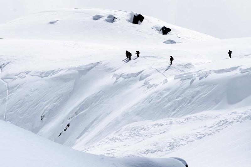 阿爾卑斯山是許多山友挑戰登山的目標,但每年也有不少人遇難。(美聯社)