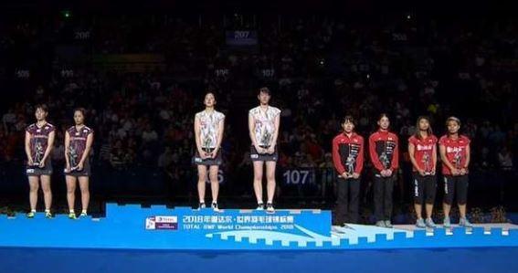 日本隊包下前三名。(圖擷自網路)