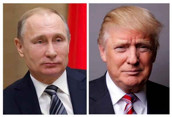 美國總統川普與俄國總統普廷在當地時間週二(5月2日)互通電話,談論有關敘利亞內戰等問題。(路透)