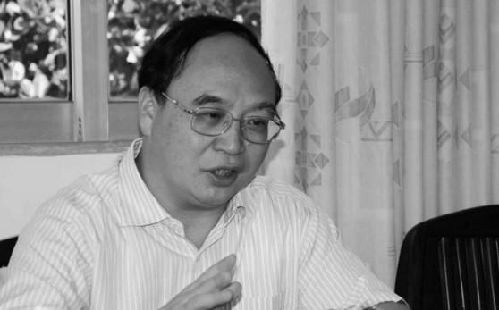 原湛江市委書記劉小華12日在廣州上吊自殺身亡,當局雖證實死訊,但是未公佈死因。(圖擷自南華早報)