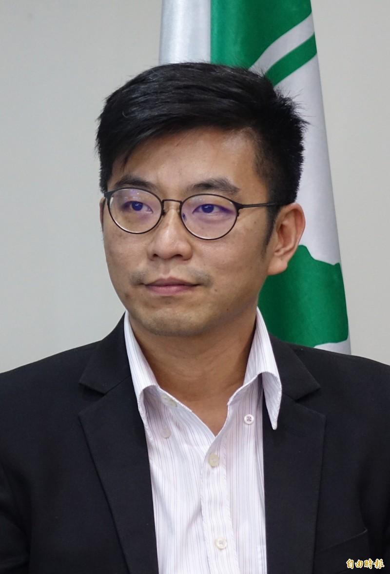民進黨發言人周江杰。(資料照)