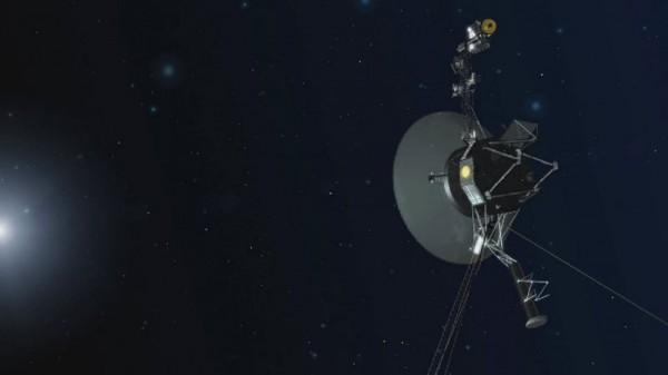 無人太空探測器「航海家二號」(Voyager 2),歷經40年的時間終於離開了太陽系。(法新社資料照)