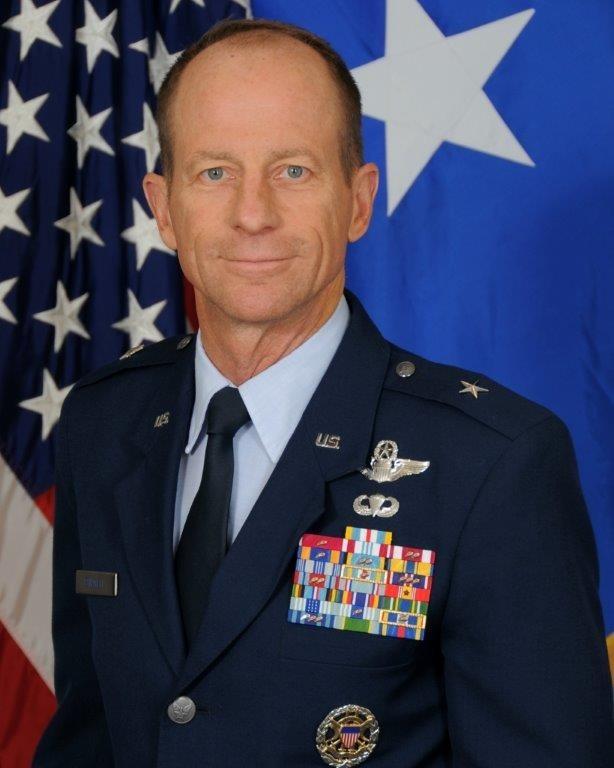 美國參議院通過退役空軍准將史迪威(David Stilwell)出任國務院亞太助卿人事案。(圖擷取自美國空軍網站)