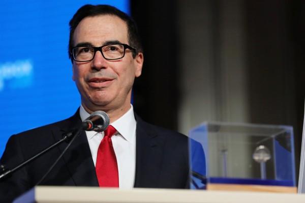 美國財政部長梅努欽將引領美方代表團參與明後兩天的美中貿易談判,力阻雙方爆發貿易戰。(路透)